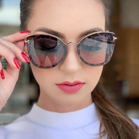 Fashion unisex punk sunglasses multicolor NHFY131209's discount tags