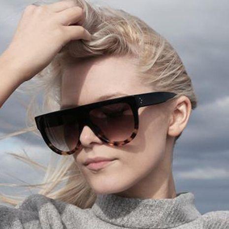 Fashion ladies rivets PV sunglasses NHFY131256's discount tags