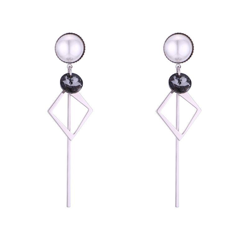 Imitated crystal Earring Fashion NHPS110515