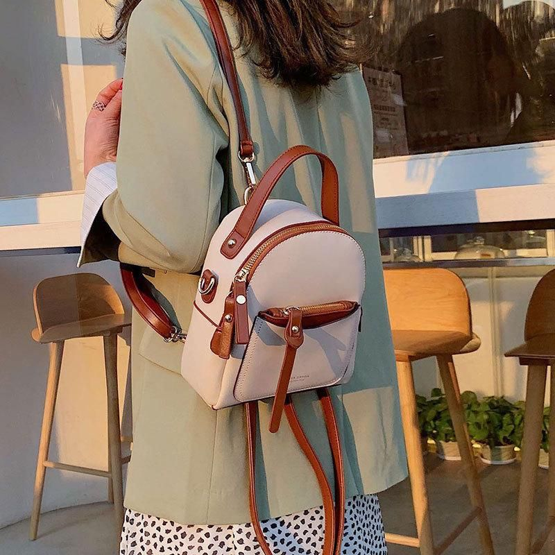 Fashion student backpack multicolor NHTC132010