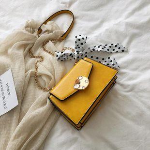 Fashion Women Ribbon Crossbody Shoulder Bag Multicolor NHTC132146's discount tags