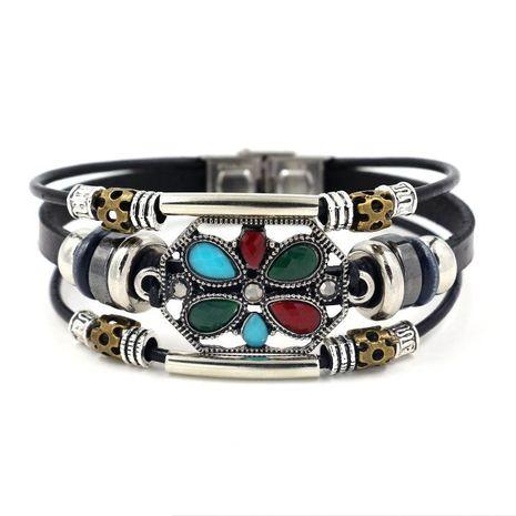 Bracelets et bracelets de pierres précieuses géométriques pour femmes NHHM132229's discount tags