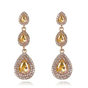 Fashion boutique drop earrings NHDR132376's discount tags