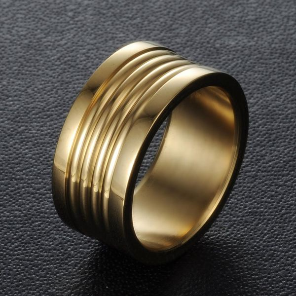Fashion stainless steel alloy ring NHIM132390