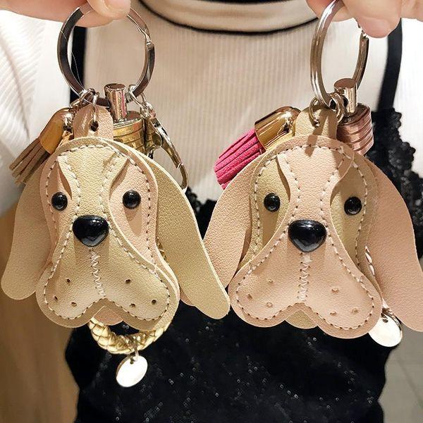 Cartoon dog bag chain key chain NHCB138786
