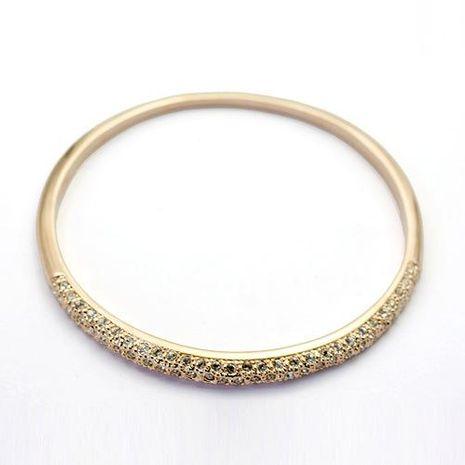 Stylish atmosphere rhinestone-plated alloy alloy bracelet NHLJ138907's discount tags