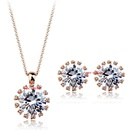 Womens Plating Alloy Other Jewelry Sets NHLJ139015