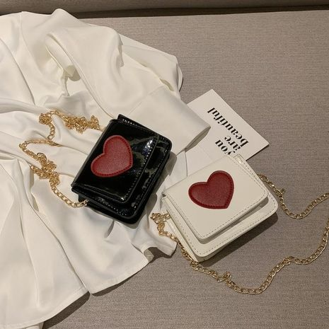 Korean fashion chain mini shoulder bag NHXC141541's discount tags