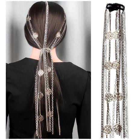 Accessoires de cheveux en aluminium en aluminium en forme de U pour femmes NHCT141865's discount tags