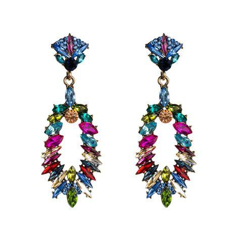 Fashion Rhinestone Rhinestone Earrings NHJE142070's discount tags
