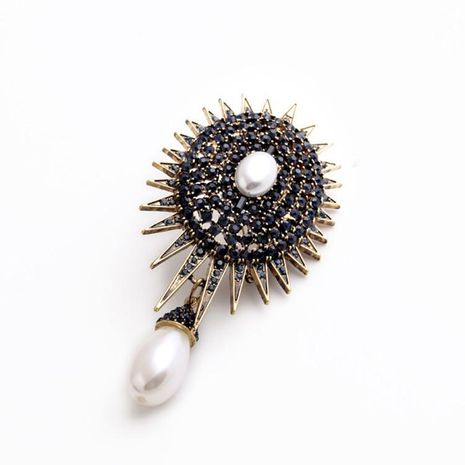 Cool Beads Pendant Lady Brooch NHQD142378's discount tags