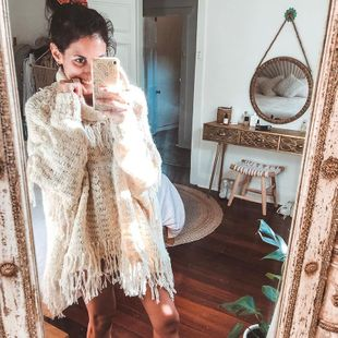 Fashion Loose Sweater Turtleneck Fringe Sweater NHDF142684's discount tags
