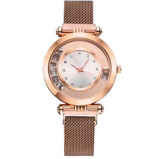 Fashion Rhinestone Ball Quartz  Bracelet Watch NHSY143367's discount tags