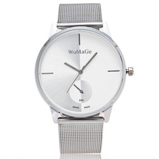 Fashion alloy alloy mesh belt watch NHSY143391's discount tags