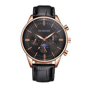 Fashion waterproof ultra-thin quartz  watch NHSY143399's discount tags