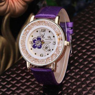 Fashion shiny ball and rhinestone watch NHSY143408's discount tags