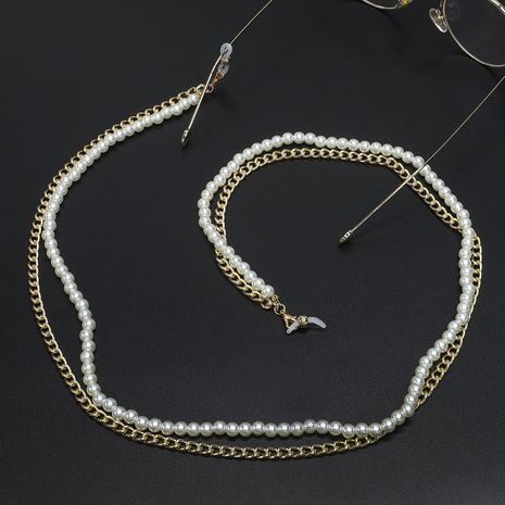 New metal beads glasses rope NHBC143657's discount tags