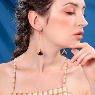 European and American temperament rhinestone cold earrings NHQD143924's discount tags