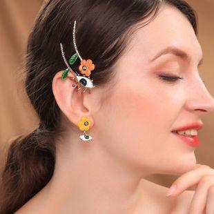 Mori simple small fresh flower hair accessories NHQD143935's discount tags