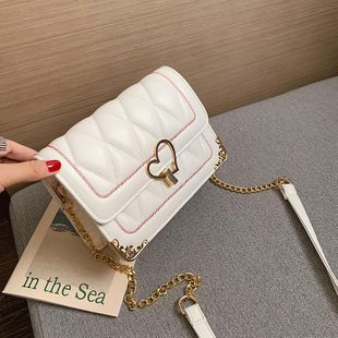 Fashion wild small fragrance shoulder Messenger bag NHTC143946's discount tags