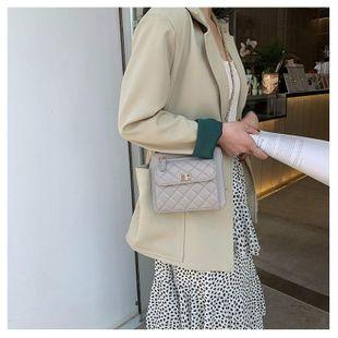 Fashion single shoulder slung small square bag NHTC144068's discount tags