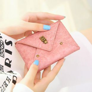 PU leather Wallets NHNI144151's discount tags
