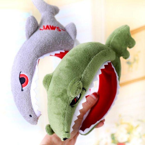 Cute cartoon shark headband NHOU144367