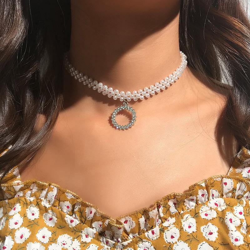 New Beads Choker NHNZ144768