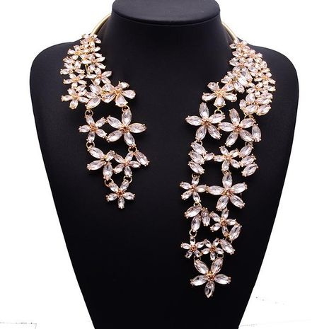 Fashion rhinestone large necklace NHJQ144811's discount tags