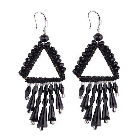 Fashion simple tassel earrings NHJQ139165's discount tags