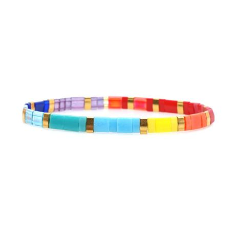 Fashion simple rice bead bracelet NHGW139242's discount tags