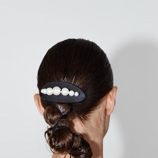 Fashion casual vacation beads hair clip NHJQ139246's discount tags