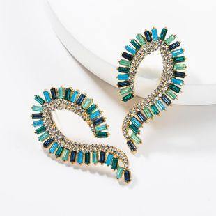 Womens Geometric Acrylic Earrings NHJE139257's discount tags