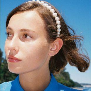 Fashion wild temperament beads headband NHMD139294's discount tags
