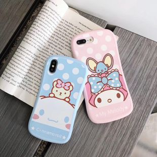 Cute Bear Silicone iPhone Phone Case NHDV139314 For iphone's discount tags