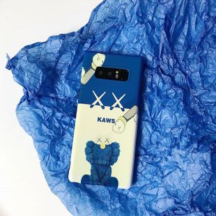 Cartoon Sesame Street KAWS iPhone Phone Case NHDV139321 For iphone's discount tags