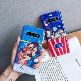 Cartoon little squirrel shell pattern Samsung Phone Case NHDV139323 For Samsung's discount tags