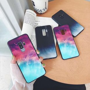 New gradient star Samsung iPhone Phone Case NHDV139334 For Samsung's discount tags