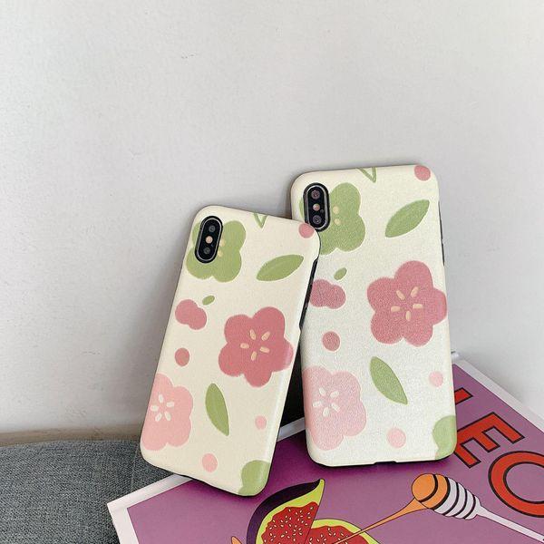 New silk flower Huahua iPhone Phone Case NHDV139339 For iphone