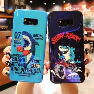 Shark Blu-ray Samsung Huawei iPhone Phone Case NHDV139363 For Samsung/Huawei/iPhone's discount tags