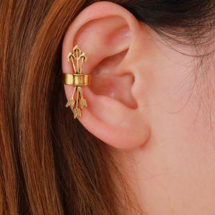 Fashion vintage metal cross ear cuff clip earrings NHDP145335's discount tags