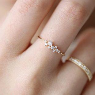 Fashion trend elegant ladies ring NHQL145889's discount tags