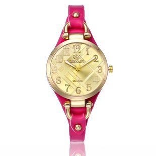 Fashion personality watch with quartz ladies watch NHSY146084's discount tags