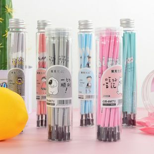 Full needle barreled gel pen NHHE146205's discount tags