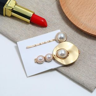 New beads hair clip NHPV146920's discount tags