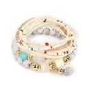 Fashion Bohemian Multilayer Rice Bead Bracelet NHCT147072