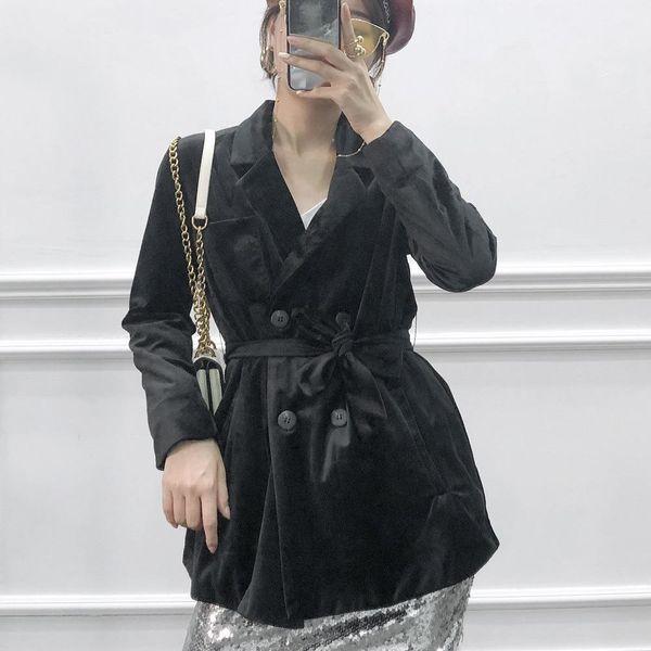 Velvet velvet neutral wind suit NHAM147364