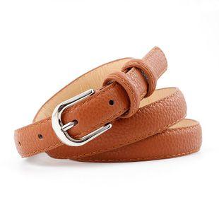 Fashionable PU women belts NHPO147713's discount tags