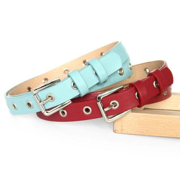 New women hollow PU belt NHPO147719