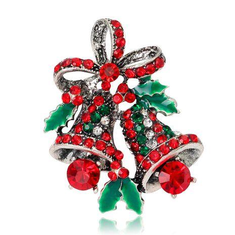 Broches de aleación de chapado de campana para mujer NHDR147957's discount tags